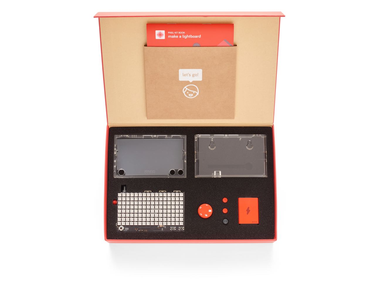 Pixel Kit by Kano | Learn to code with lights