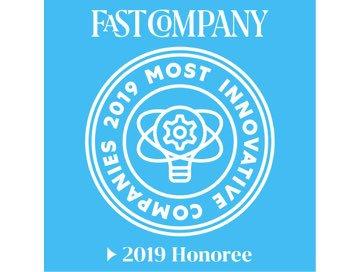 Fast Company 2019 Most Innovative Companies