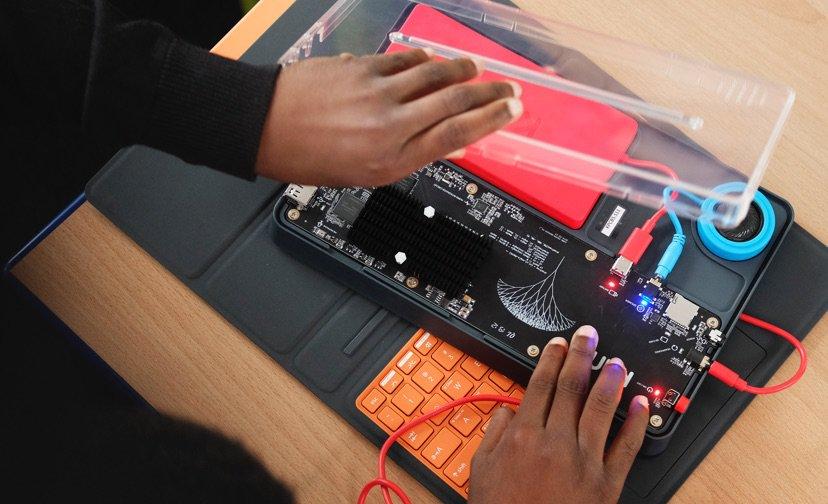 Anyone can build a computer