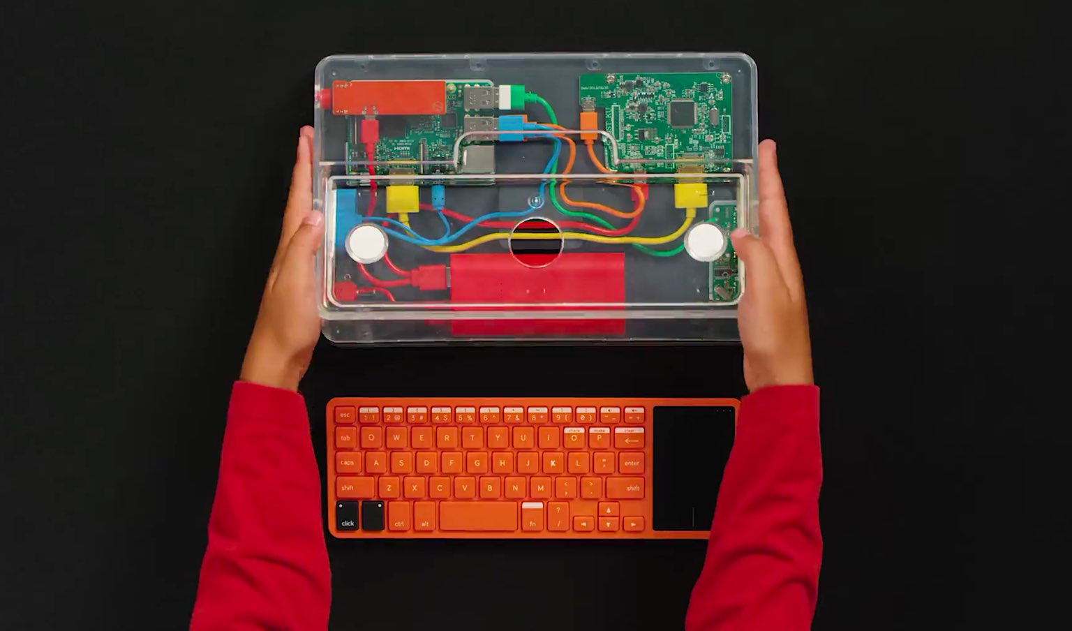 Computer Kit Touch