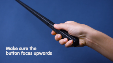 How to Hold The Coding Wand