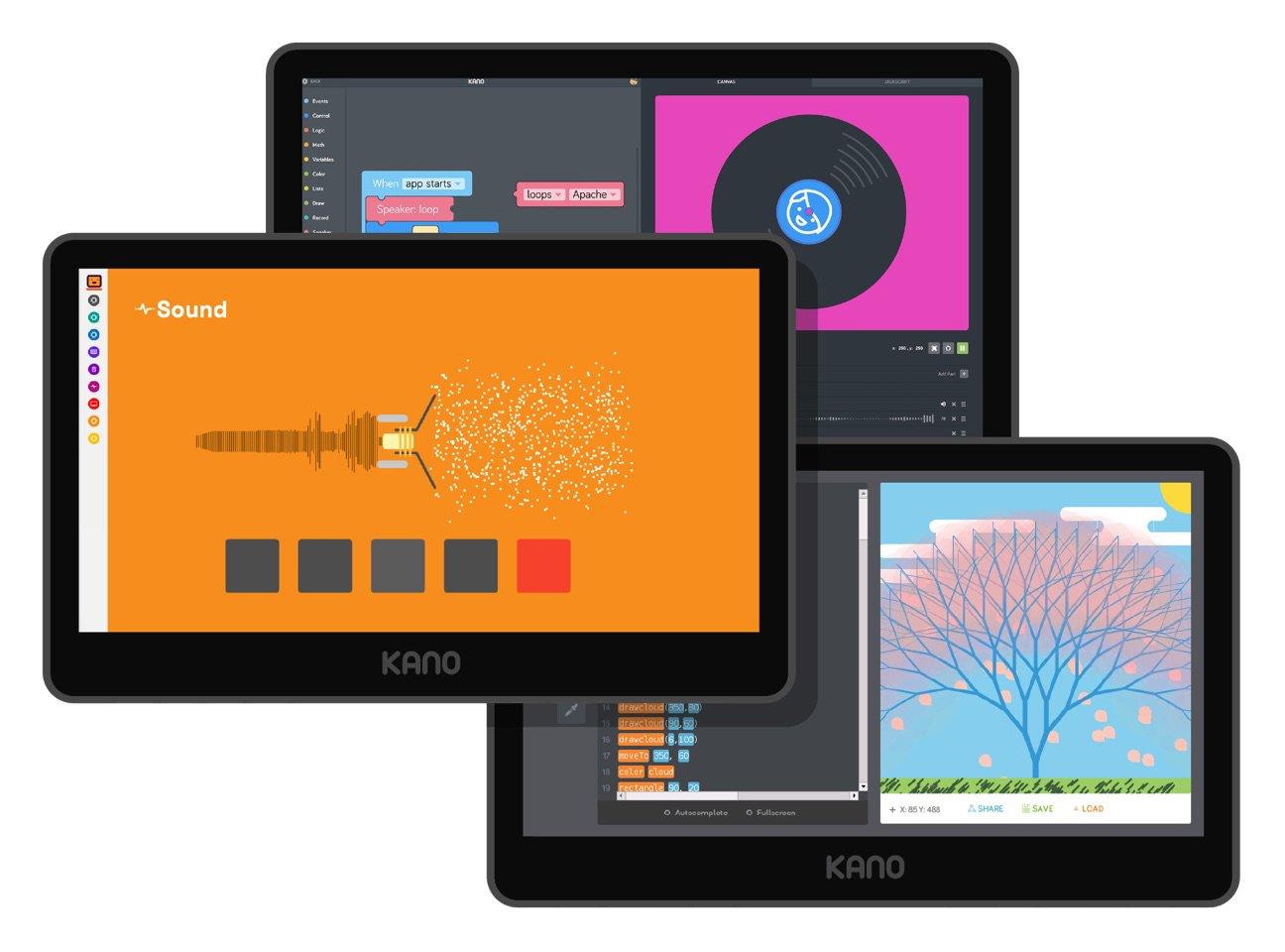 Explore your Kano PC