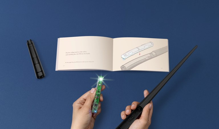 d618befef Harry Potter Kano Coding Kit | Build your own wand
