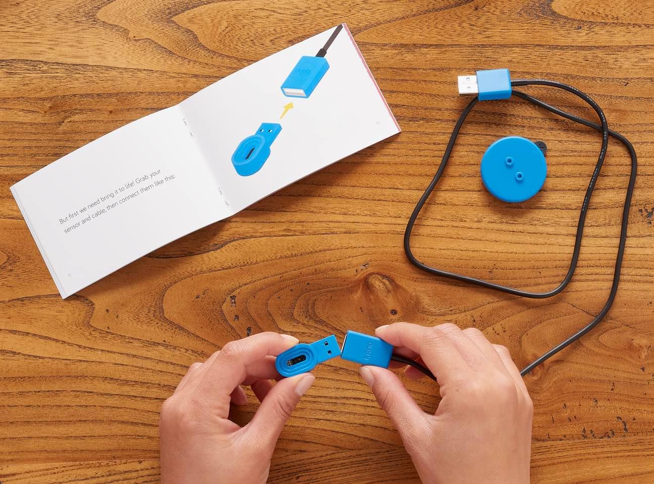 Build the motion sensor