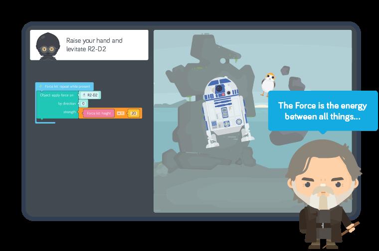 Levitate R2-D2