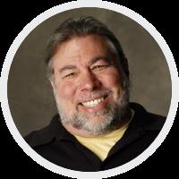 Steve Wozniak, Apple Cofounder.