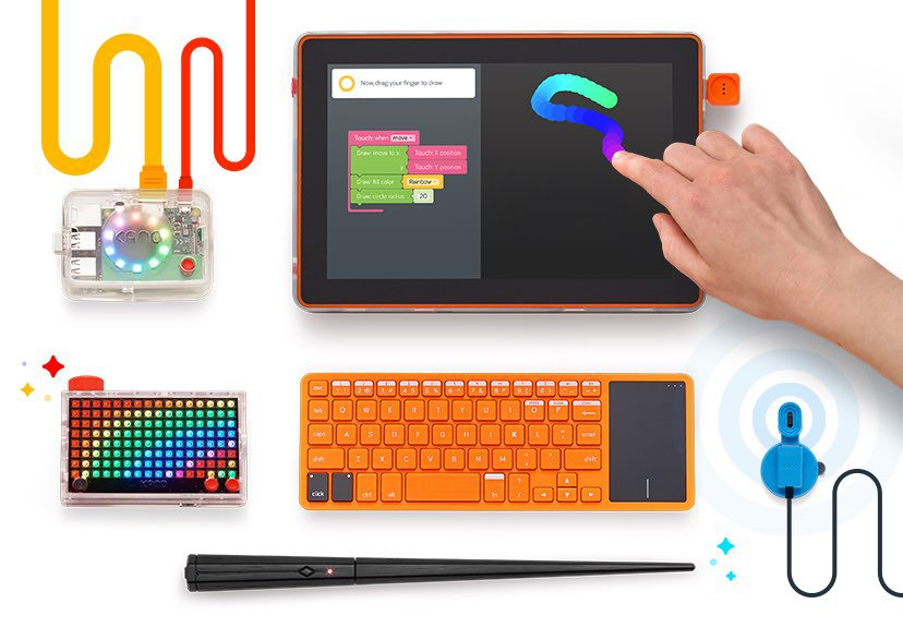 Build your own computer and learn to code