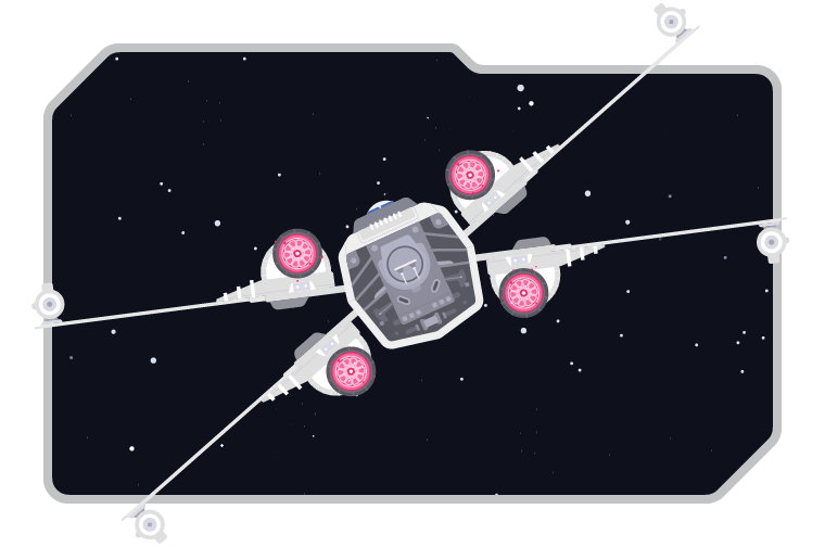 Pilot an X-wing