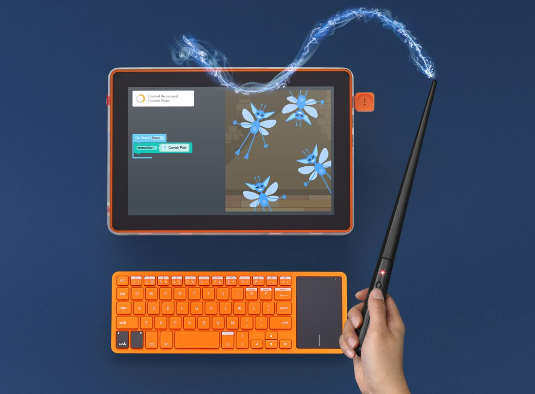 Make magic… On the Computer Kit