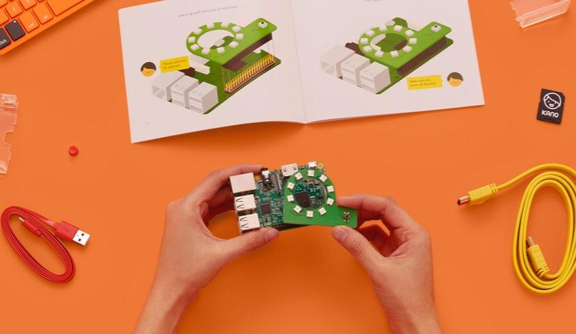 Kano Computer Kit - build