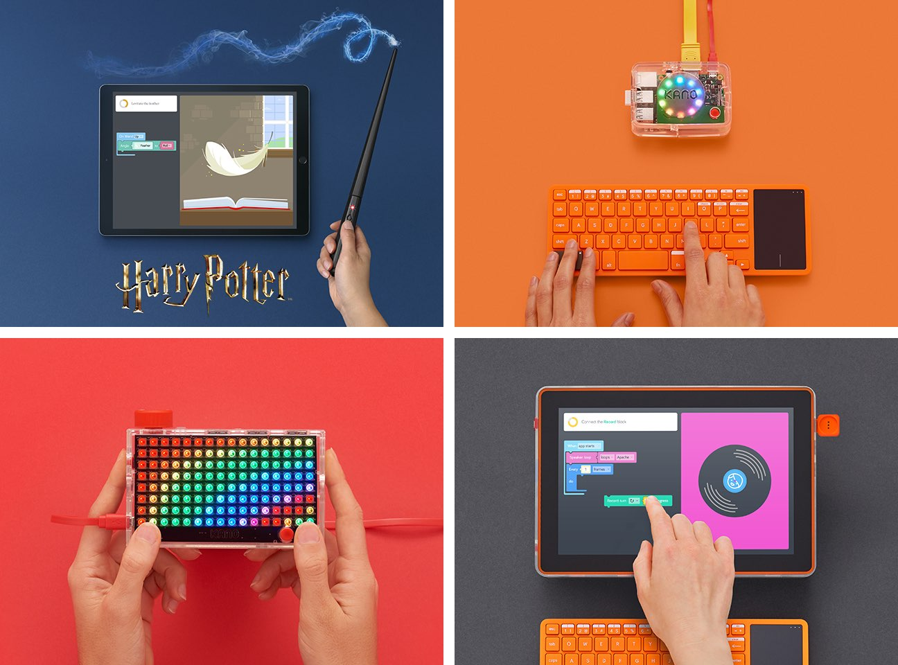 Save up to €80 on our award winning coding kits