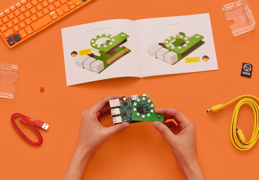 Kano Computer & Coding Kits | Creative Coding For All Ages‎