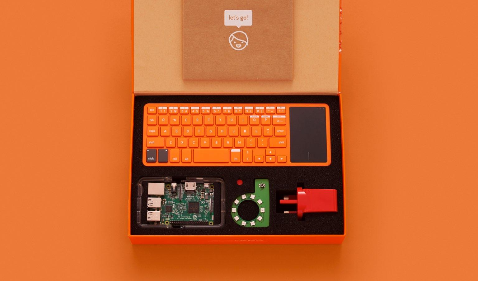 Kano Computer Kit - box
